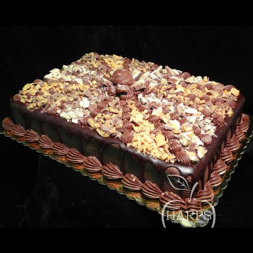 Chocolate Candy Cyclone