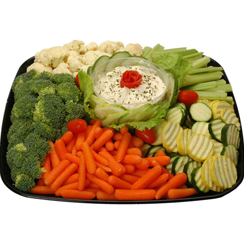 Vegetable Medly Tray