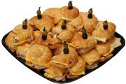 Croissant Sandwich Tray