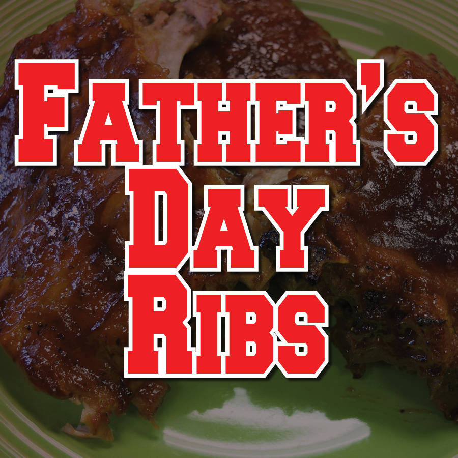 Father's Day Ribs