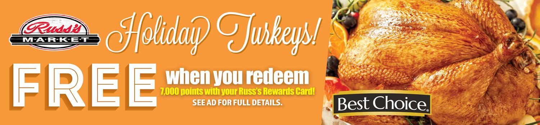 Free Turkey