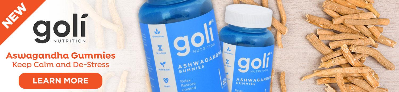 GOLI - Aswagandha Gummies