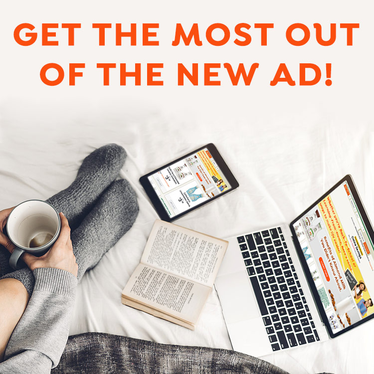 Picture of See how the new ad works!