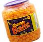 Picture of Utz Barrel Snacks Cheese Balls or Sourdough Pretzels