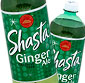 Picture of Shasta Ginger Ale, Tonic Water or Club Soda
