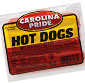 Picture of Carolina Pride Hot or Red Dogs