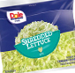 Picture of Dole Shredded Lettuce