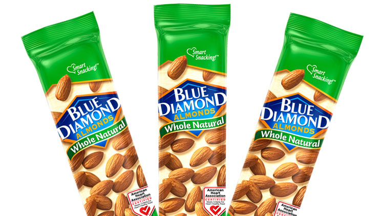 Picture of Blue Diamond Almonds