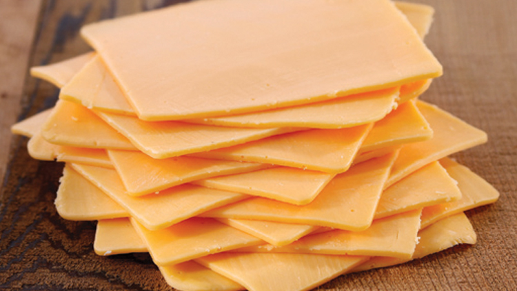 Picture of Kretschmar White American or Yellow American Cheese