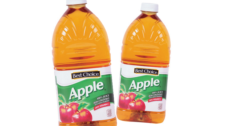 Picture of Best Choice 100% Juice Drinks