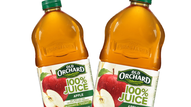 Picture of Old Orchard 100% Apple Juice