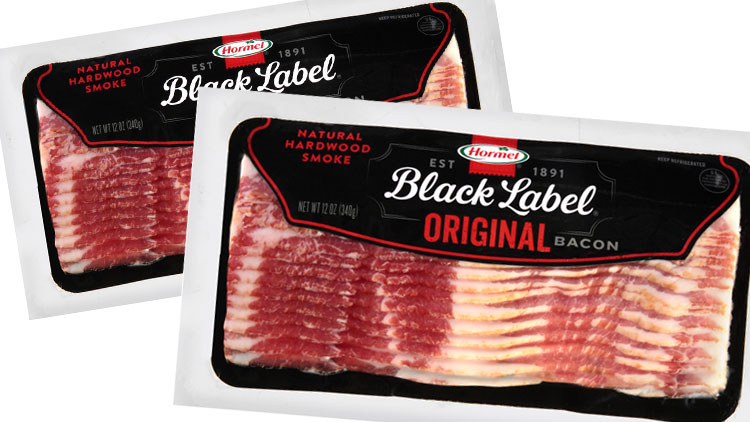 Picture of Hormel Black Label Bacon