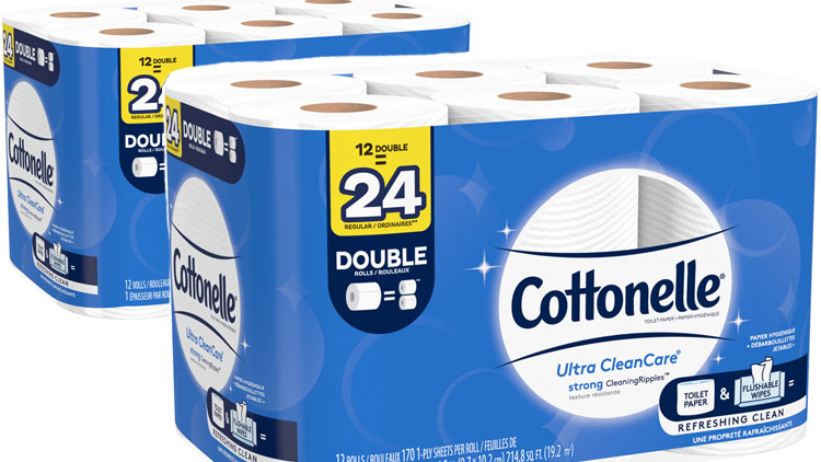 Picture of Cottonelle Bath Tissue