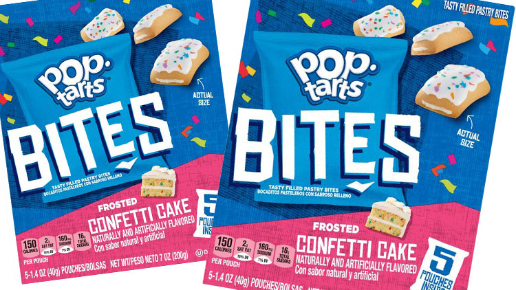 Picture of Pop-Tarts Bites