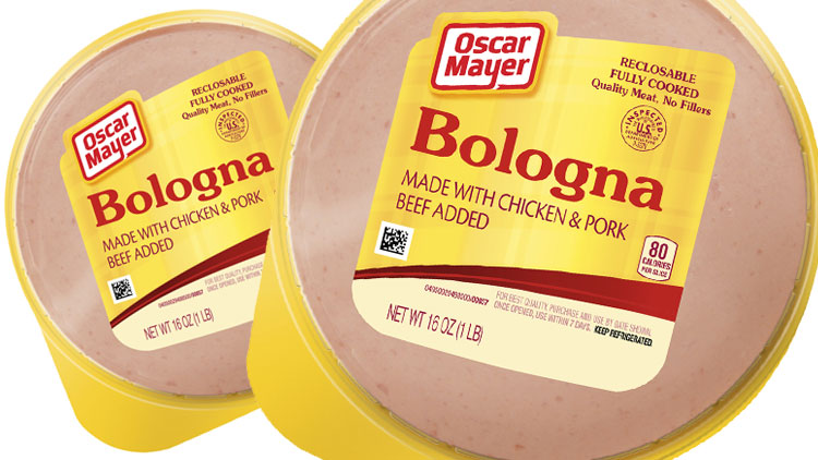 Picture of Oscar Mayer Bologna or Cotto Salami