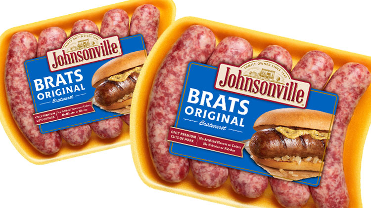 Picture of Johnsonville Brats or Italian Sausage