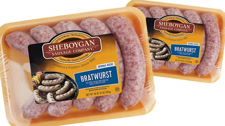 Picture of Sheboygan Bratwurst or Italian Sausage
