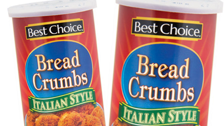 Picture of Best Choice Bread Crumbs