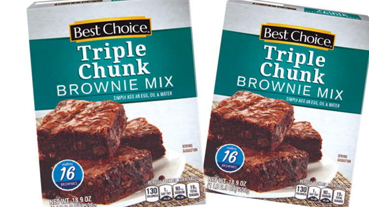 Picture of Best Choice Brownie Mix