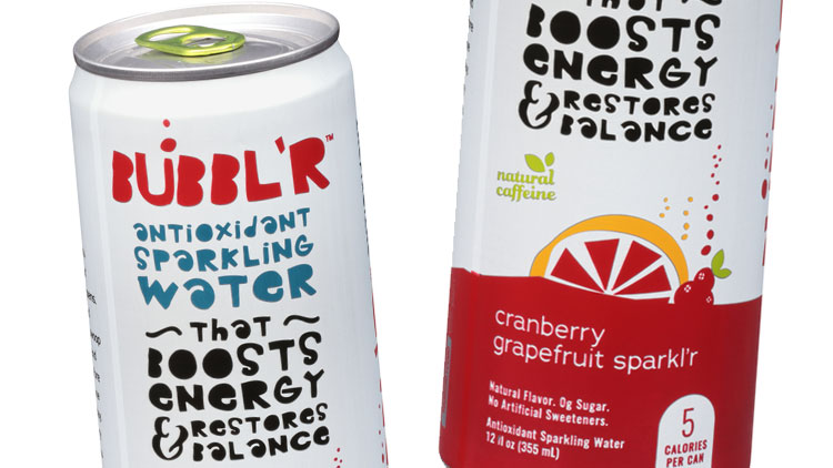 Picture of Bubbl'r or Vita Ice Sparkling Water, Mtn Dew Kickstart or Rockstar Energy Drink