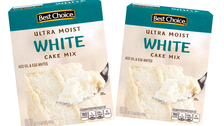 Picture of Best Choice Ultra Moist Cake Mix