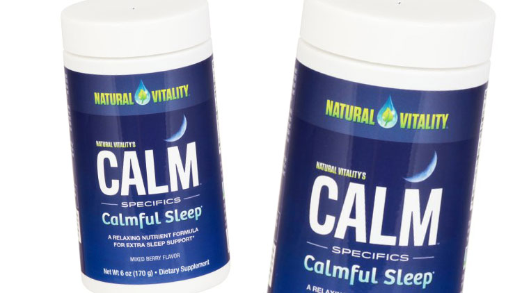 Picture of Natural Vitality Natural Calm - Calmful Sleep
