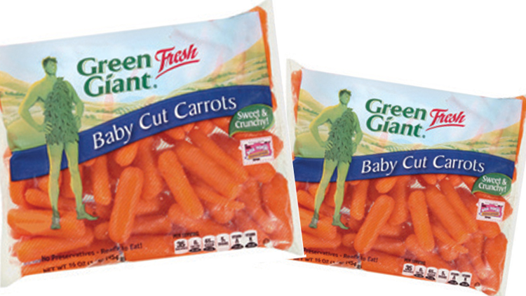Picture of Green Giant Fresh Baby Cut Carrots