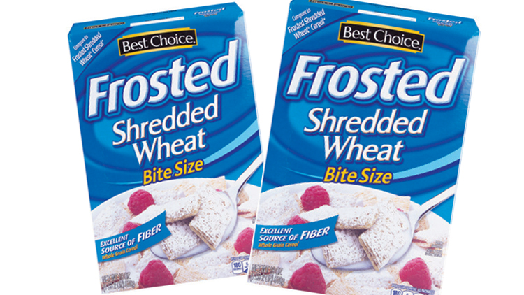 Picture of Best Choice Cereal