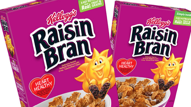 Picture of Kellogg's Cereals