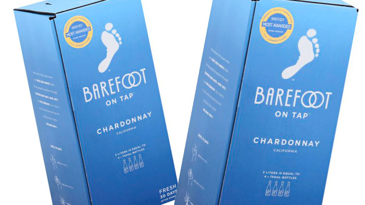 Picture of Barefoot Wine