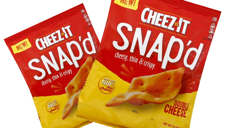 Picture of Cheez-It Baked Snacks