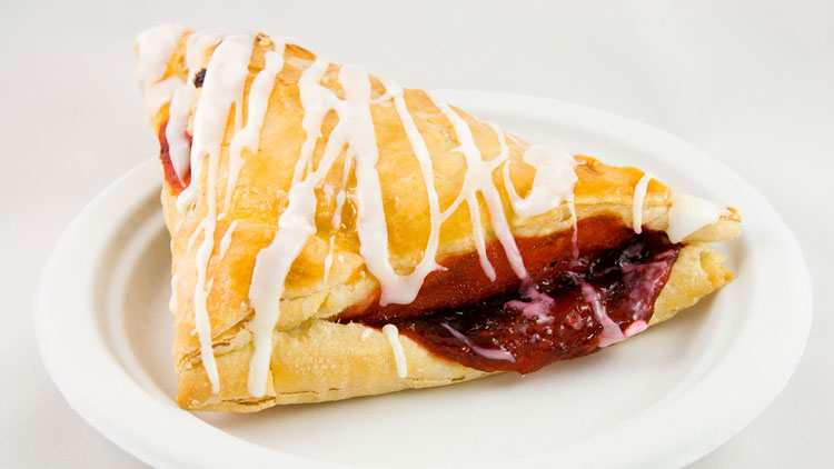 Picture of Fruit Filled Turnovers