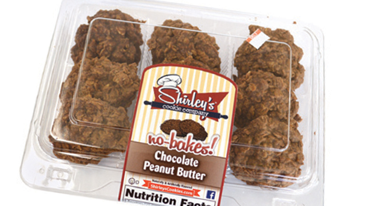 Picture of Shirley's No-Bakes! Clusters