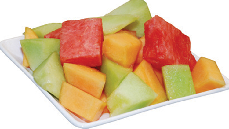 Picture of Fresh Cuts Mixed Chunk Melons
