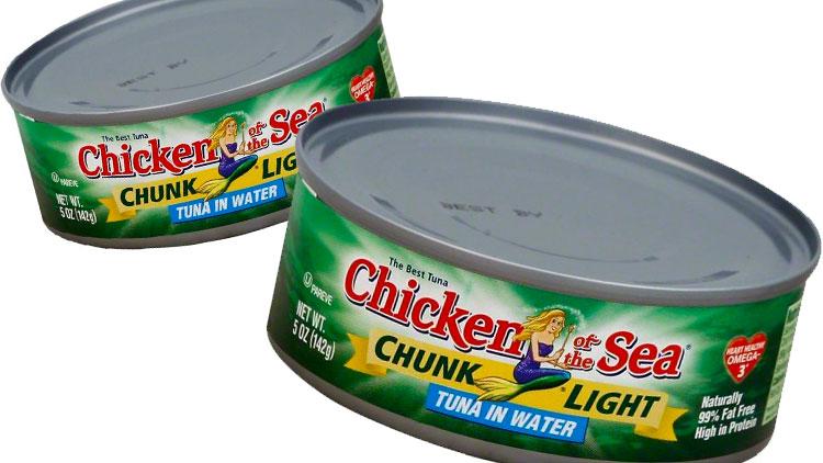 Picture of Chicken of the Sea Chunk Light Tuna