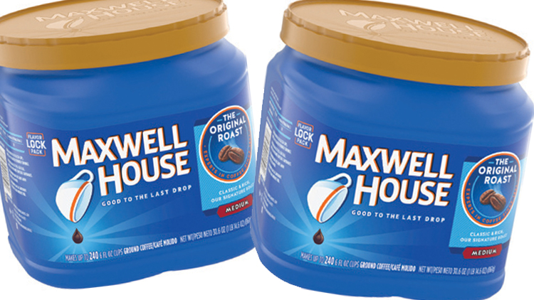 Picture of Maxwell House Coffee