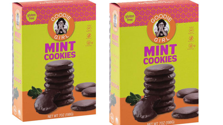 Picture of Goodie Girl Cookies