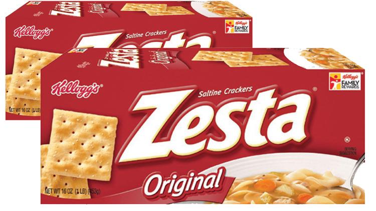 Picture of Zesta Saltine Crackers