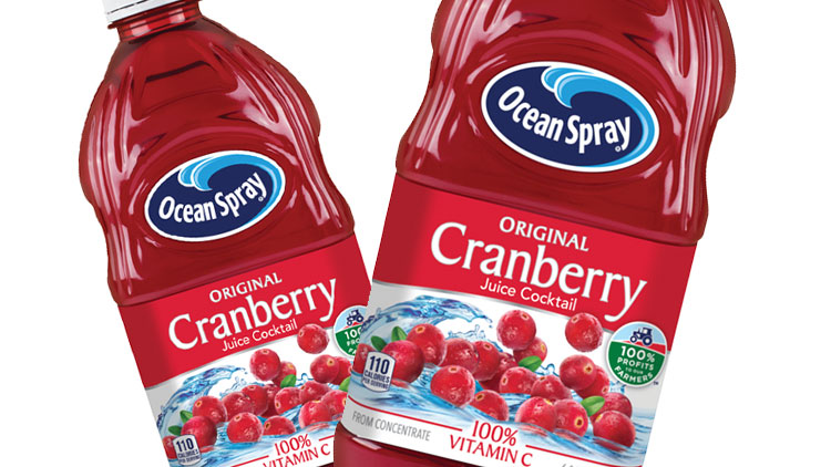 Picture of Ocean Spray Cranberry Juice Cocktail