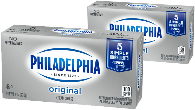 Picture of Kraft Philadelphia Cream Cheese