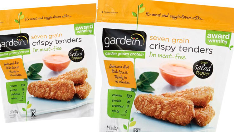 Picture of Gardein Meatless Products