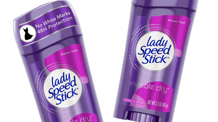 Picture of Speed Stick or Lady Speed Stick Deodorant