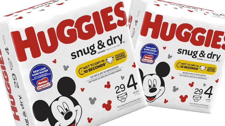 Picture of Huggies Snug & Dry Diapers