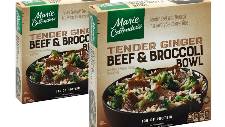 Picture of Marie Callender's Dinners, Bowls or Pot Pie