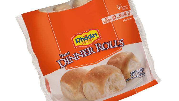 Picture of Rhodes Dinner Rolls or Sweet Rolls