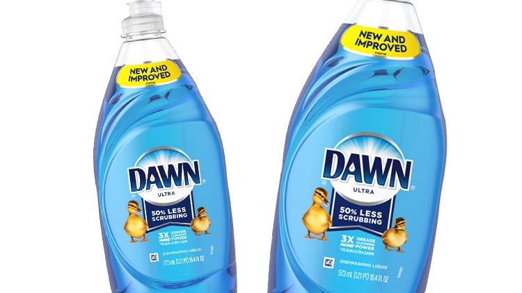 Picture of Dawn Ultra Dishwashing Liquid