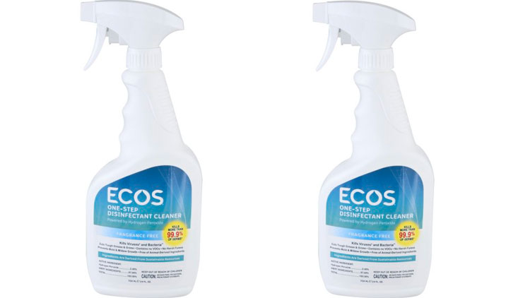 Picture of ECOS Fragrance Free Disinfectant