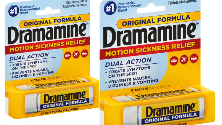 Picture of Dramamine Motion Sickness Relief