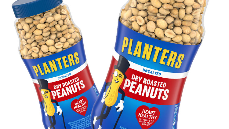 Picture of Planters Roasted or Cocktail Peanuts