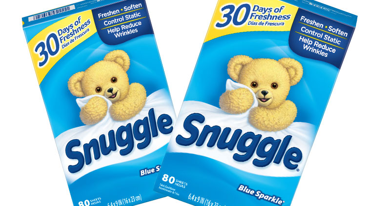 Picture of Snuggle Scent Boosters or Fabric Softener Dryer Sheets